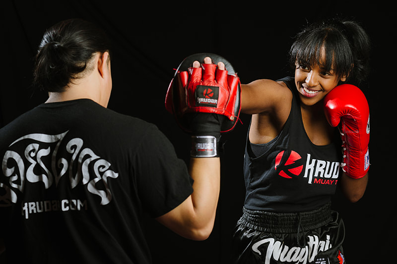 Personal Training and Weight Training at Krudar Muay Thai & Fitness Toronto